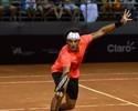 Sem sustos, espanhol nº 24 do mundo elimina Feijão na estreia no Rio Open