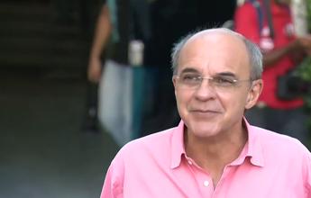 """Presidente do Fla """"convida"""" o Flu, mas sem manter contrato atual no Maraca"""