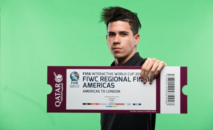 Lucasrep; Goiás; FIWC Americas; Fifa (Foto: Divulgação / Fifa)