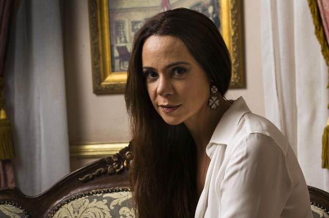 Vanessa Gerbelli (Foto: Raquel Cunha/TV Globo)