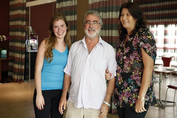 Família de Fernanda BBB13 (Foto: Marcos Serra Lima/EGO)