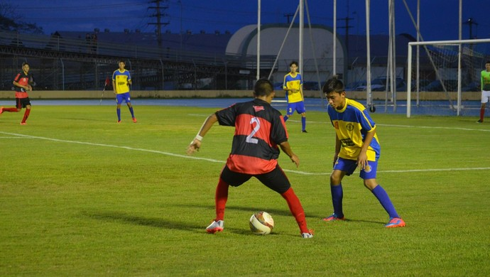 Futebol; Amapá; Sub-17 (Foto: Rodolfo Santos/Arquivo Pessoal)
