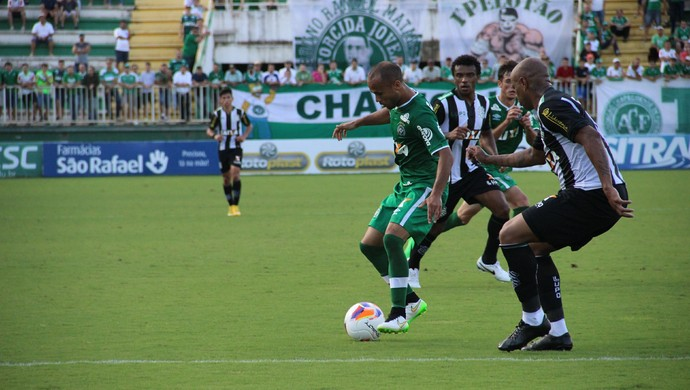 Chapecoense x Figueirense (Foto: Cleberson Silva/Chapecoense)