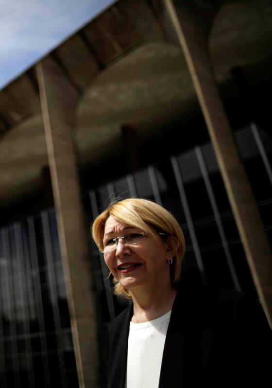Luisa Ortega Díaz procuradora-geral venezuelana (Foto:  Ueslei Marcelino/REUTERS)
