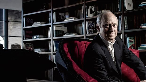 Mundo; Entrevista;Michael J. Sandel;filósofo (Foto: Rogerio Albuquerque)