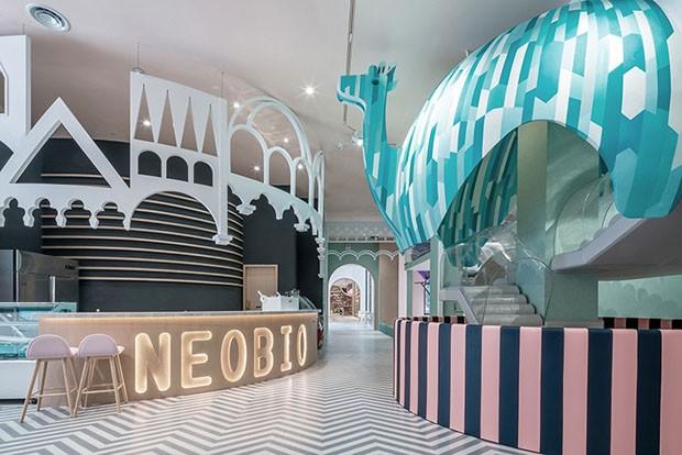 Restaurante cria castelo infantil para que adultos jantem como reis (Foto: Divulgação)