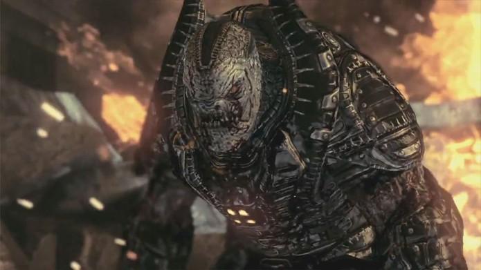 RAAM de Gears of War (Foto: Reprodução / TechTudo)