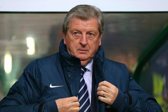 Roy Hodgson técnico Inglaterra (Foto: Getty Images)