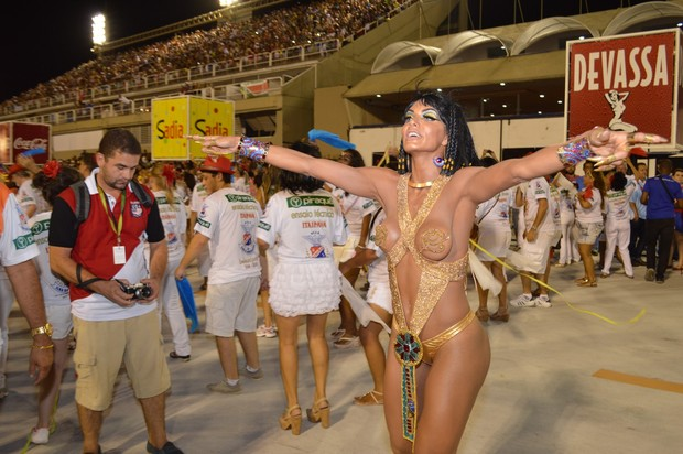 Carla Prata  (Foto: Rodrigo Mesquita / Divulgação)