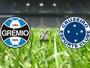 Futebol: TV Liberal exibe Cruzeiro X Grêmio nesta quarta (26)