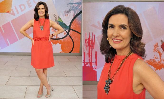 Look da Fátima (Foto: Renata Viot/Gshow)