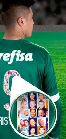 Camisa Palmeiras (Foto: Reprodução)