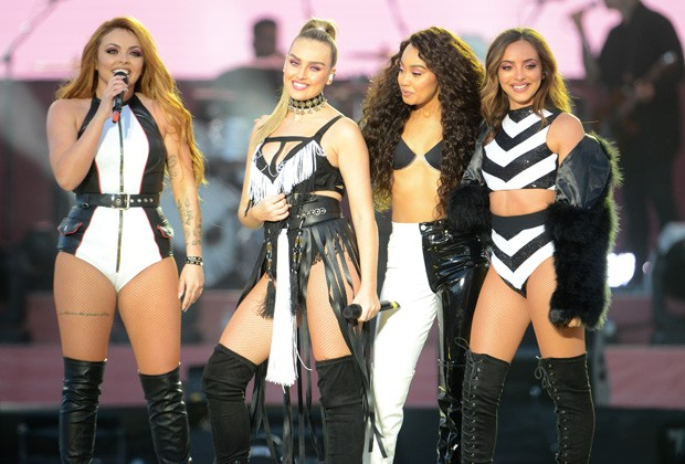 O grupo Little Mix (Foto: Getty Images)