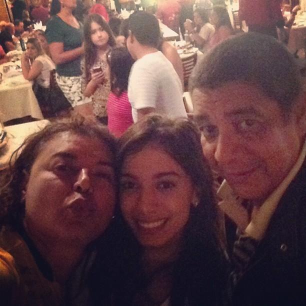David Brazil, Anitta e Zeca Pagodinho (Foto: Instagram / Reprodução)