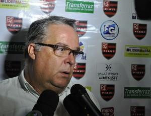 Josué Teixeira (Foto: Renan Morais/GLOBOESPORTE.COM)