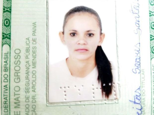 Mary Celia Freita Soares Santos (Foto: Divulgação)