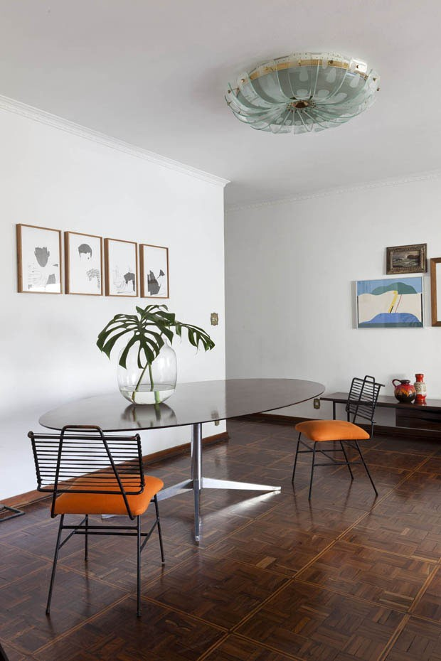 Mergulho no vintage original - Casa Vogue | Apartamentos