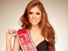 Amanda Gontijo, do 'BBB 14', já foi eleita miss