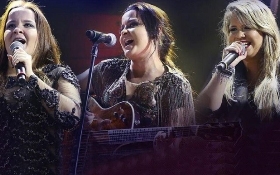 Marlia Mendona e Maiara e Maraisa lanam projeto juntas, 'Agora  Que So Elas' (Foto: Divulgao)