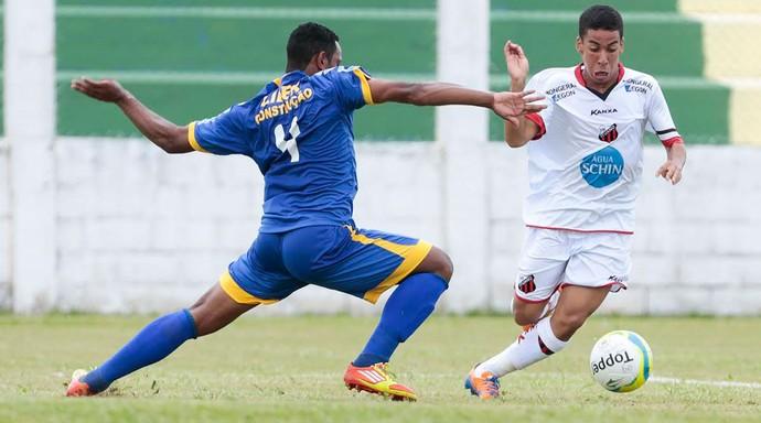 Copa São Paulo Futebol Junior Copinha - Ituano x Sumaré (Foto: Miguel Schincariol)