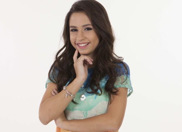 Bianca Paiva, a Lúcia de 'Chiquititas' (Foto: Lourival Ribeiro/SBT)