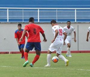 Careca, jogador do Rio Branco, é destaque do Acreano Sub-19 (Foto: Manoel Façanha/Arquivo pessoal)