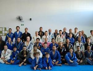 Lutadores representam Uberaba em Mundial de Jiu-Jitsu (Foto: Equipe Triângulo/Divulgação)