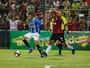 Em jogo morno, Brasil de Pelotas e Grêmio empatam no Bento Freitas