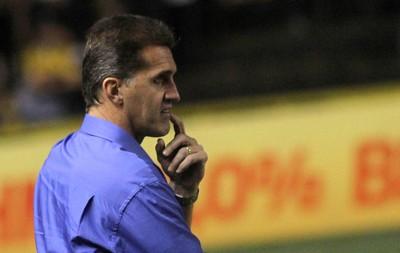 Vagner Mancini Botafogo x Criciúma (Foto: Fernando Ribeiro / Ag. Estado)