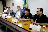 Em Brasília, líderes de organizadas participam de discussões sobre MP