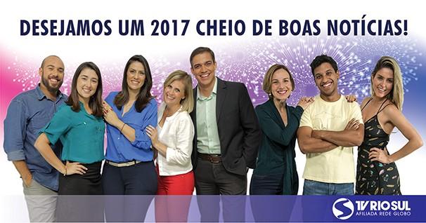 Campanha Boas Notícias leva mensagem de esperança e otimismo (Foto: TV Rio Sul)