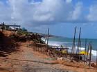 Prefeitura retoma obras de acessibilidade na praia de Ponta Negra