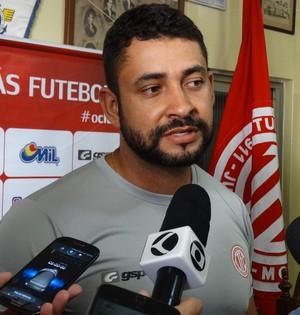 Ludyo Santos Tupynambás (Foto: Bruno Ribeiro)