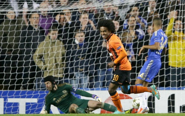 Willian Shakhtar (Foto: AP)