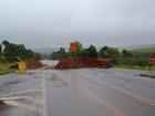 Paraná têm novo trecho de rodovia estadual interditado nesta quarta-feira