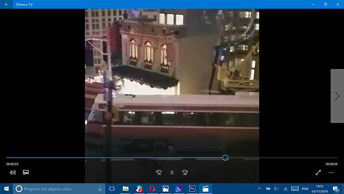 Vine será salvo no computador e usuário poderá ver vídeo em qualquer player (Foto: Reprodução/Elson de Souza)