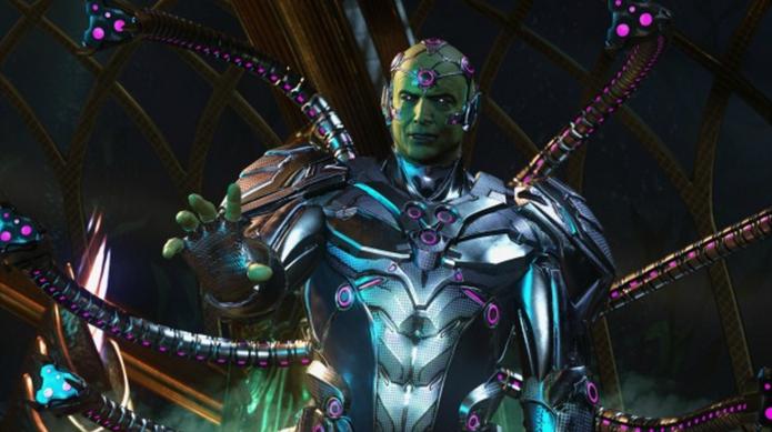 Brainiac é revelado em Injustice 2 (Foto: Divulgação/Warner)