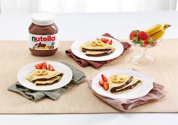 Crepe com Nutella (Foto: Divulgação)