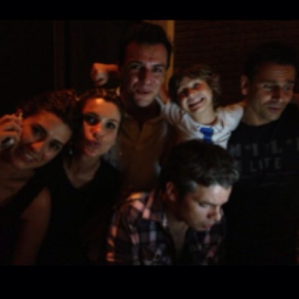 Fernanda Paes Leme, Flávia Alessandra, Rodrigo Lombardi, Otaviano Costa e  Murilo Rosa ( fda8360d92