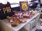 Homem é preso em MT com mais de R$ 287 mil escondidos em veículo