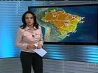 Frente fria provoca chuva forte no Sul do Brasil nesta quinta-feira (18)