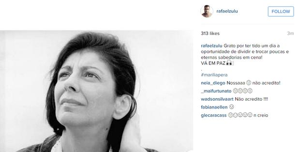 Rafael Zulu  (Foto: Instagram / Reprodução)