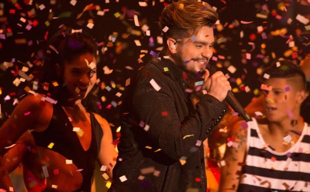 Luan Santana Prêmio Multishow 2017