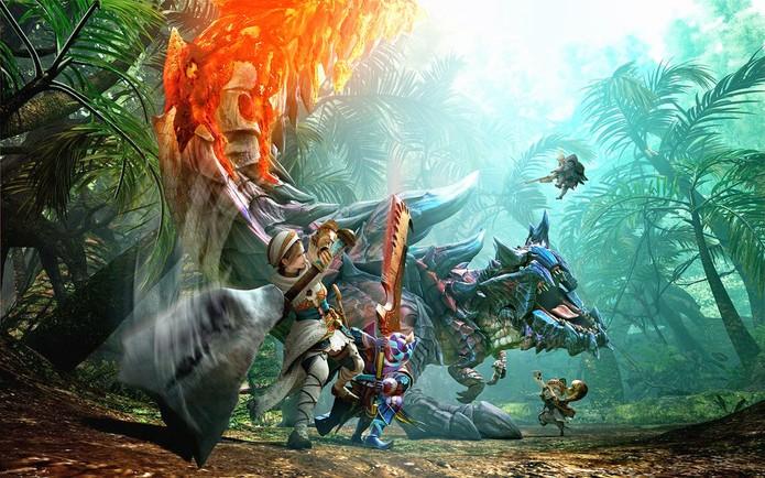 Monster Hunter Generations (Foto: Divulgação/Capcom)