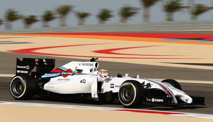 Felipe Nasr Williams