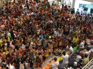 Festa infantil (Foto: Divulgação/Salvador Norte Shopping)
