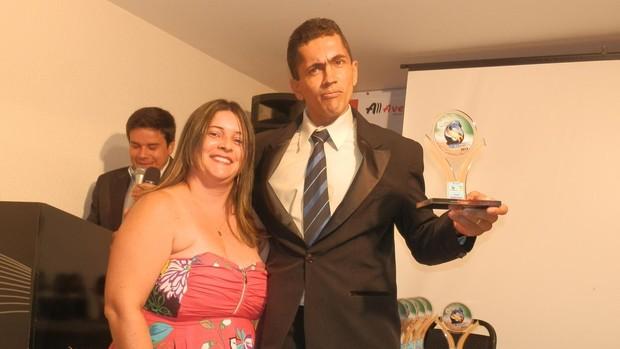 Marcondes foi o craque da Copa TV Sergipe (Foto: Vieira Neto/Divulgação)
