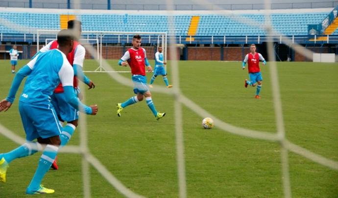 Henrique Avaí (Foto: André Palma/Avaí FC)