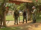 Polícia do Meio Ambiente e Ibama fiscalizam ranchos no Sul de MG