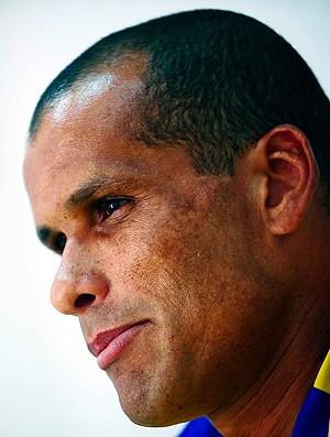 Rivaldo no Mogi Mirim (Foto: Marcos Ribolli / GLOBOESPORTE.COM)